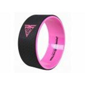 Valec na cvičenie YOGA WHEEL PRO (POWER SYSTEM) Barva: Ružová