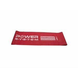 Posilňovacia guma FLAT STRETCH BAND (POWER SYSTEM) – level 2