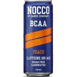 NOCCO BCAA 330 ml Príchuť: Broskyňa
