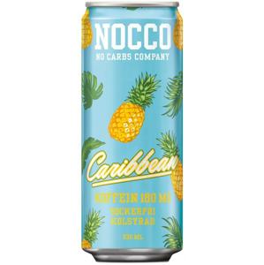 NOCCO BCAA 330 ml Príchuť: Caribbean
