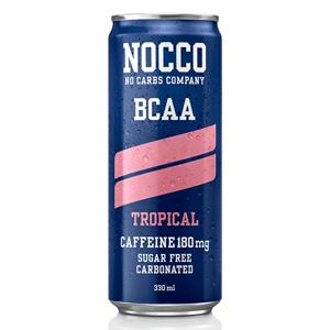 NOCCO BCAA 330 ml Príchuť: Tropical