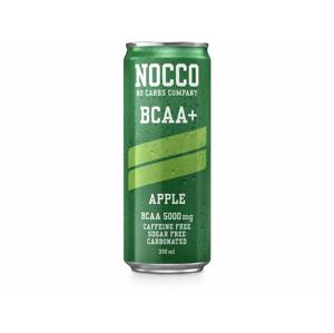 NOCCO BCAA 330 ml Príchuť: Jablko