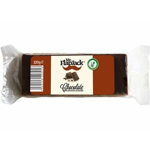 Mr. Flapjack 120 g – 6 príchutí Príchut´: Čokoláda