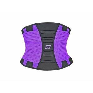 Tvarovacie a zoštíhľovacie pás WAIST SHARPER (POWER SYSTEM) Veľkosť: L/XL, Barva: Čierno-ružová