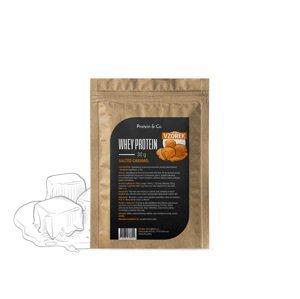 Protein&Co. CFM WHEY PROTEIN 80 – 30 g Príchut´: Salted caramel