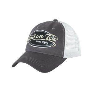 Kšiltovka Trucker Logo Helikon-Tex® - Shadow Grey-White (Farba: Shadow Grey)