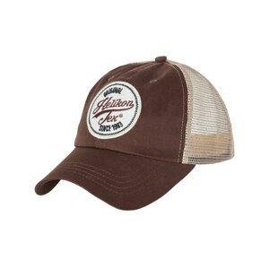 Kšiltovka Trucker Logo Helikon-Tex® - Mud Brown (Farba: Hnedá)