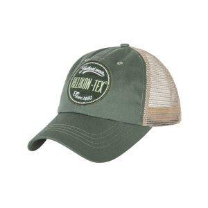 Kšiltovka Trucker Logo Helikon-Tex® - Green (Farba: Zelená)