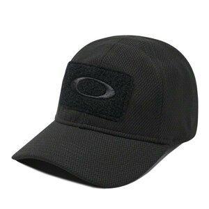 Šiltovka SI Cap Oakley®  – Čierna (Farba: Čierna, Veľkosť: S/M)