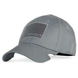 Šiltovka Classic Fitted Operator Notch® – Grey (Farba: Grey, Veľkosť: S/M)