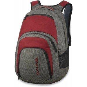 Dakine CAMPUS 25L červená  - Školský batoh