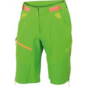 Karpos FREE SHAPE STONE zelená L - Pánske šortky