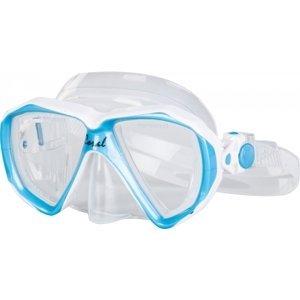 Finnsub CORAL JR MASK modrá NS - Juniorská potápačská maska