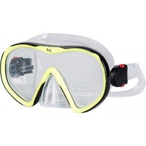 Finnsub REEF MASK žltá NS - Potápačská maska