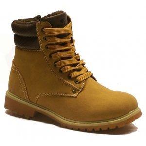 Numero Uno FARM L hnedá 42 - Dámska zimná obuv