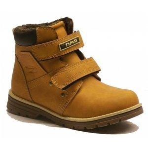 Numero Uno PAJO KIDS béžová 34 - Detská zimná obuv