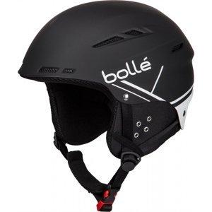 Bolle B-FUN čierna (54 - 58) - Lyžiarska prilba