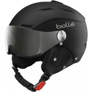 Bolle BACKLINE VISOR čierna (56 - 58) - Lyžiarska prilba