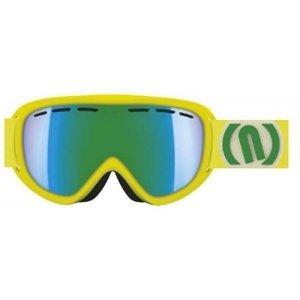 Neon FLASH žltá NS - Lyžiarske okuliare