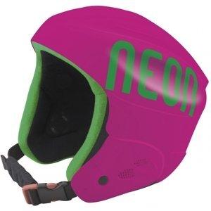 Neon HERO ružová 56 - Lyžiarska prilba