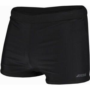 Aress CRUZ čierna XL - Pánske plavky