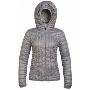 Rock Experience ROCK NEW MANASLU W sivá XL - Dámska zimná bunda