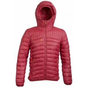 Rock Experience NEW MANASLU M červená L - Pánska zimná bunda