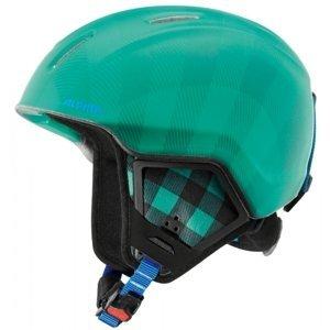 Alpina Sports CARAT XT zelená (51 - 55) - Lyžiarska prilba