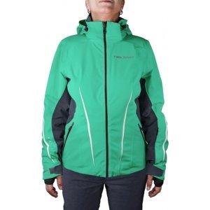 Diel BIANKA zelená 42 - Dámska lyžiarska bunda