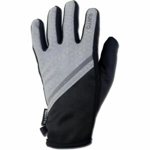 Runto RANGER čierna XS/S - Bežecké rukavice