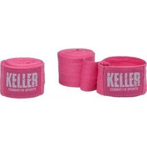Keller Combative WRAPS 3.5M ružová NS - Bandáž