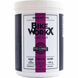 Bikeworkx LUBE STAR WHITE 100 G čierna NS - Plastická vazelína