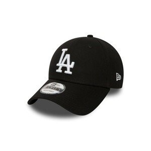 New Era 9FORTY LEAGUE ESSENTIAL LOS ANGELES DODGERS čierna UNI - Pánska klubová šiltovka