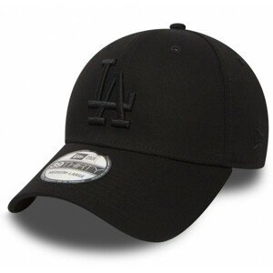 New Era 39THIRTY MLB LEAGUE ESSENTIAL LOS ANGELES DODGERS čierna S/M - Klubová šiltovka