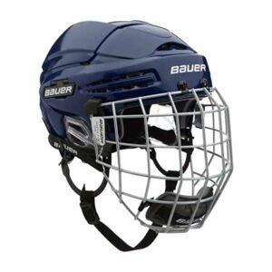 Bauer 5100 COMBO modrá L - Hokejová prilba