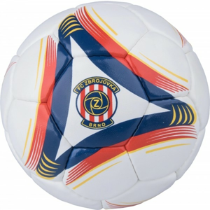 Quick MÍČ FOTBAL ZBROJOVKA MINI  1 - Futbalová lopta