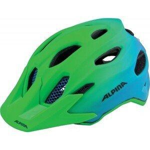 Alpina Sports CARAPAX JR FLASH  (51 - 56) - Detská cyklistická prilba