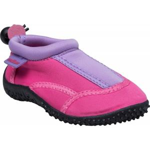 Miton BONDI ružová 31 - Detská obuv do vody