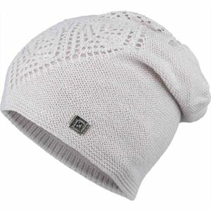 Loman SENSUAL biela UNI - Dámska čiapka