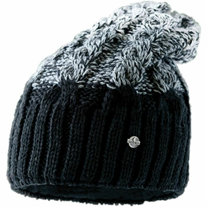 Starling HILL čierna UNI - Zimná čiapka