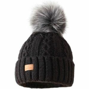 Starling AXEL čierna UNI - Zimná čiapka
