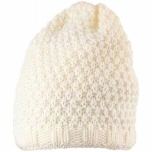 Starling QUASI biela UNI - Zimná čiapka