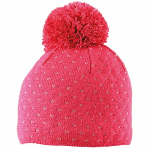 Starling DOTI ružová UNI - Zimná čiapka