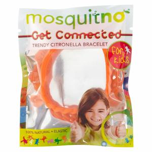 Mosquitno CITRONELLA BRACELET CONNECTED KIDS  NS - Repelentný náramok