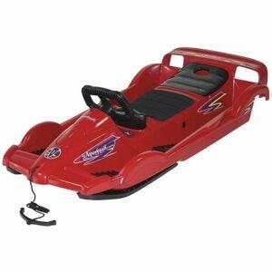 Sulov ALPEN DOUBLE RACE červená NS - Plastové boby s volantom