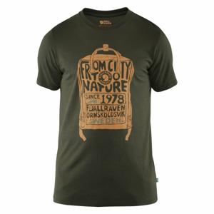 Fjällräven KANKEN T-SHIRT šedá M - Pánske tričko