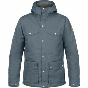 Fjällräven GREENLAND WINTER JACKET šedá XL - Pánska zimná bunda