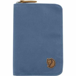 Fjällräven PASSPORT WALLET modrá  - Peňaženka