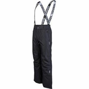 Brugi PÁNSKE LYŽIARSKE NOHAVICE čierna XL - Pánske lyžiarske nohavice