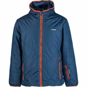 Brugi PÁNSKA LYŽIARSKA BUNDA modrá M - Pánska lyžiarska bunda